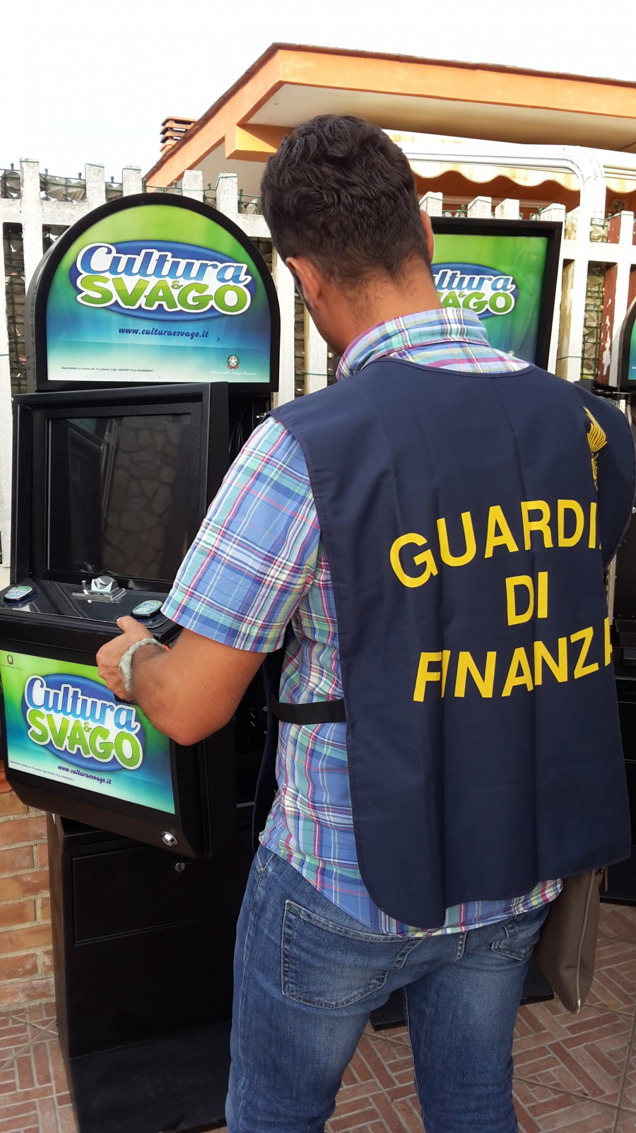 Slot machine caserta